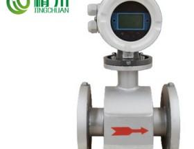 精川与正新轮◆胎合作环保污水流量计