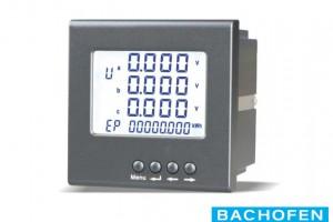 BACHOFEN-巴赫芬,多功能复费率表(增强型)