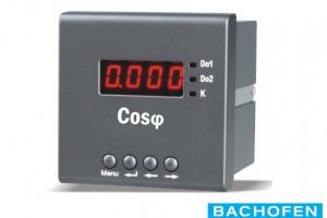BACHOFEN-巴赫芬,智能型功率因数表(LED)
