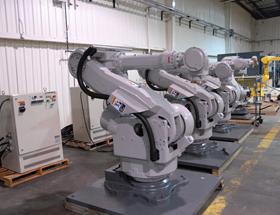 工业机器人市场高速增长 机器人产业痛点暴露无遗