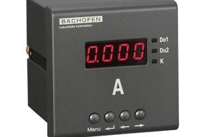 BACHOFEN,单相电流表(LED)经济型