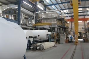 融创电磁流量计经反复标定测试成功运用到造纸厂