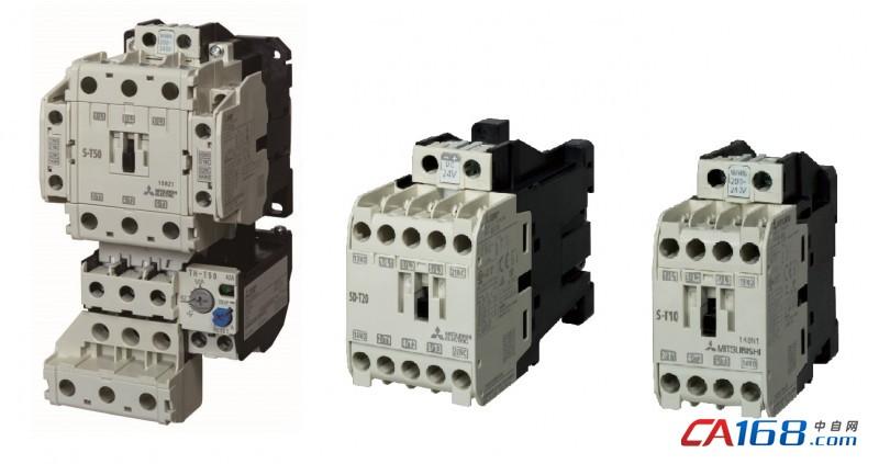 MS-T系列接触器产品自2013年11月发布以来,以优异的性能和高度的可靠性取得了众多项目和OEM客户的认可。为了进一步满足客户的使用要求,继续提升三菱电机接触器产品的销售额与市场占有率,从2016年5月开始,MS-T的新系列型号将新增交流35A至100A及直流控制电压规格,同时停产部分MS-N对应型号,以更高的品质来满足广大客户的期待。