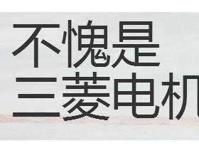 """""""我们对三菱电机的用户遍及全球感到无比自豪"""""""