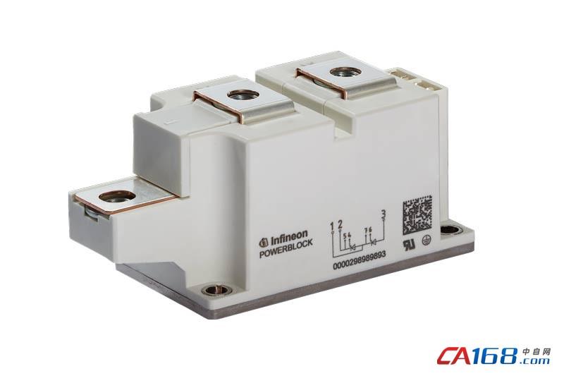 英飞凌向市场推出高性能低成本新型50_mm焊接式晶闸管二极管模块