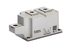英飞凌向市场推出高性能低成本新型50 mm焊接式晶闸管/二极管模块