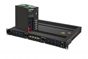 红狮控制推出经ODVA认证的N-Tron系列管理型交换机