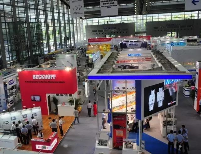 中自集团参展2016深圳国际电路板采购展览会