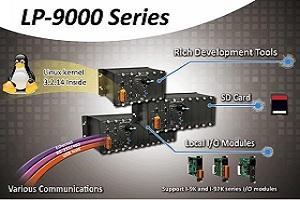新产品上如果是全盛�r期市: LP-9221, LP-9421 and LP-9821Linux based PAC