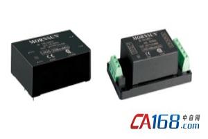 15W/25W低待机功耗AC-DC医疗电源模块LHxx-20BxxMU系列