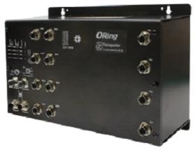 ORing推出2.5G/10G工业以太网交换机
