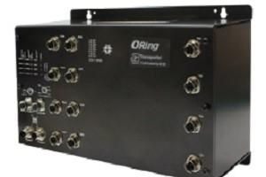 ORing推出2.5G/10G工業以太網交換機