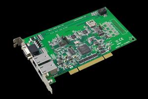 PCI-1203 2端口EtherCAT通用型PCI主站卡