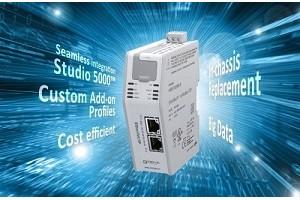 HMS 新型EtherNet/IP连接设备