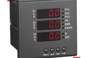 KOLLMORGEN-柯尔摩根,三相多功能电力仪表(LED)