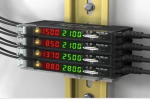 邦纳DF-G2/3光纤放大器新增双开关输出和IO-Link通讯功能