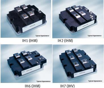 IHM和IHV 为功率半导体器件