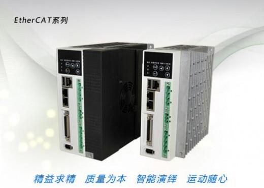 运控发布EtherCAT系列交流伺服驱动器