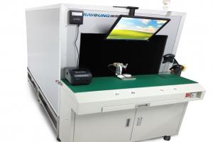 瑞旸科技倒车雷达自动测试平台及自动化生产线
