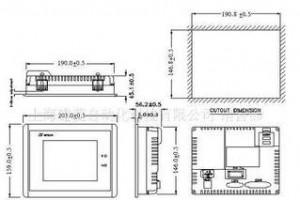 HITECH之PWS1711-STNX5 人机界面