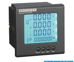 BACHOFEN-巴赫芬,多功能电力仪表