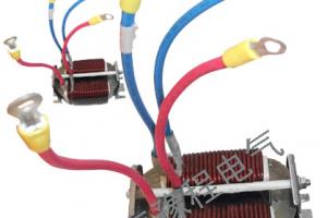 高频大功率滤波电抗器