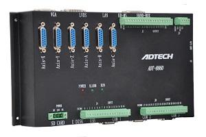 雷赛智能ADT-8860以太网六轴脱机运动控制器