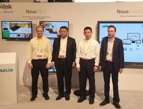 台达于CES 2017 发布全系列Vivitek新产品与 NovoAssured学习计划