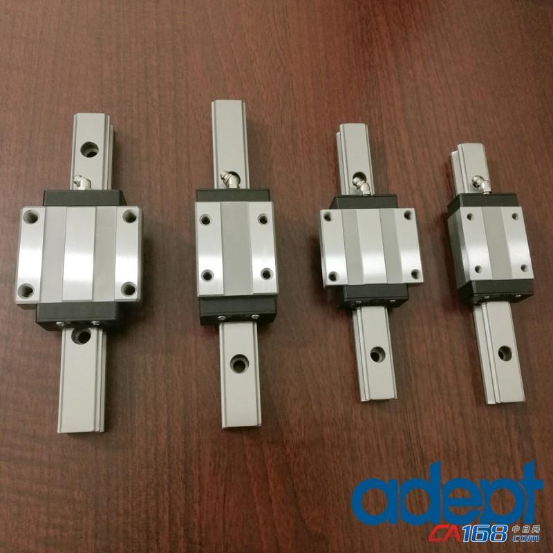Adept-爱德普,滚动导轨、线性滑轨、直线导轨、直线轴承、滚珠花键、滚珠螺杆、螺杆支撐座、联轴器