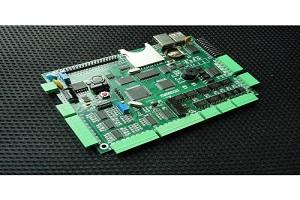 中嵌凌云C8051F工业控制板