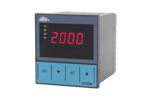 东辉仪表DY2000(ZP)智能单显脉冲输入(转速)显示仪表