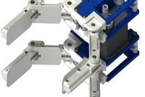 EZGripperTM 两指和四指机器人夹持器