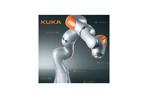 KUKA LBR iiwa 轻量型机械手臂