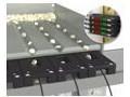 小物体计数应用 | 邦纳DF-G2-NC/PC光纤放大器