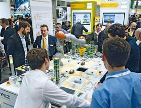 速来2017年汉诺威工业博览会邂逅Pilz吧!