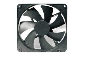 吉恒达 EC 轴流风扇 12025-3 系列