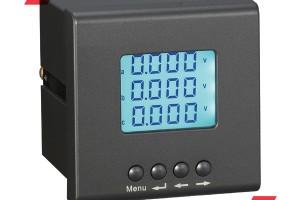 KOLLMORGEN,三相电压表/数显电压表(LCD)