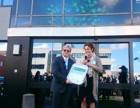 台达EMEA总部获欧洲BREEAM绿色建筑认证 节能可达45%