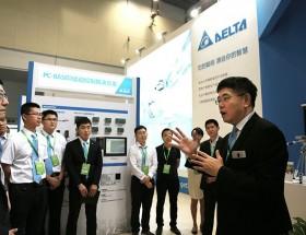 台达亮相2017苏州电子信息博览会 分享智能制造系统整合解决方案