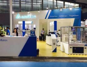 台达亮相2017广州国际橡塑展 为橡塑行业客户带来高品质节能新体验
