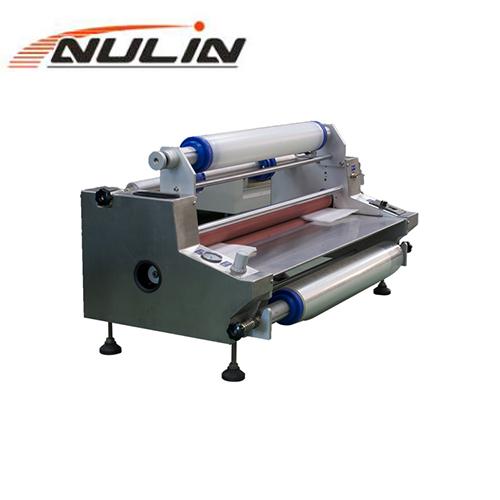 手动型贴膜机诺林圆柱形贴膜机