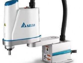台达SCARA工业机器人助力电子制造业机器换人 提升加工作业精度
