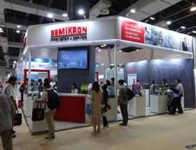赛米控携多款新品亮相PCIM Asia 2017