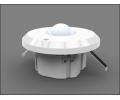 安科瑞人体感应及广度照明二合一传感器ASL100-T2/BM