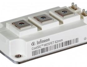 英飞凌开始批量生产首款全碳化硅模块,在PCIM上推出CoolSiC™系列产品的其他型号