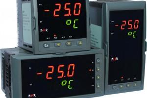 虹润推出NHR-5100系列单回路数字显示控制仪