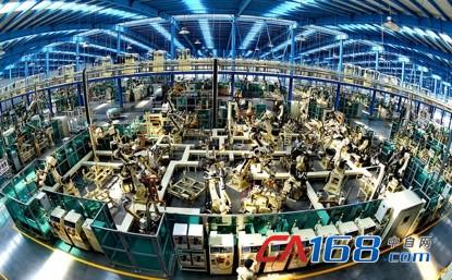 """创建""""中国制造2025""""国家级示范区,智能制造又添新动力!"""