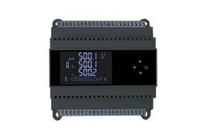 虹润推出NHR-D23系列三相液晶智能电量变送器