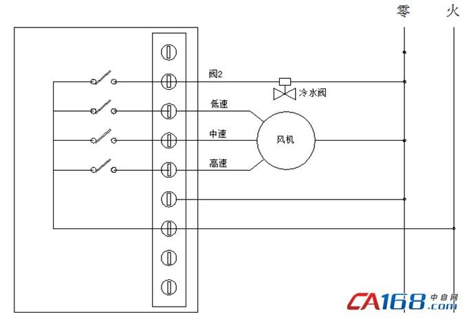 三,itc600系列触摸式液晶空调温控器性能指标及参数