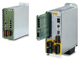 皮尔磁运动控制系统PMCprimo已配备EtherCAT主站和3.5版本的PLC